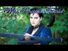 Miss Peregrine Tutorial – Makeup, Hair and Costume - YouTube