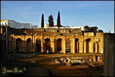 Teatro Romano (Santiponce, Sevilla) / Roman Theatre (Santiponce, Sevilla), by @juanlazarza