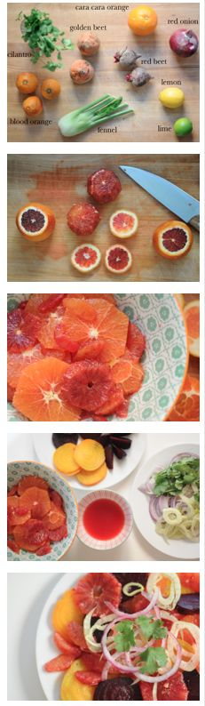 yum blood orange beet and fennel salad more orange beet blood orange ...