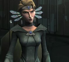 Satine is not amused Star Wars Rebels, Star Wars Clone Wars, Star Wars Art, Duchess Satine, Satine Kryze, First Jedi, Star Wars Costumes, Cosplay Costumes, Star Wars Personajes