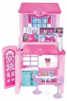 Barbie Dollhouse/Barbie Glam Vacation House