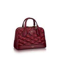 083e9c90b3e38 Dora PM Malletage Louis Vuitton Purple Handbags, Purple Purse, Purple Bags,  Louis Vuitton