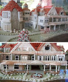 Gingerbread Mansion