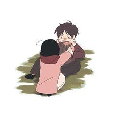 Attack On Titan Meme, Attack On Titan Fanart, Anime Butterfly, Eren X Mikasa, Eremika, Kawaii, Cursed Images, Anime Ships, Best Couple