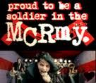 Proud to be a soldier in the MCRMY.