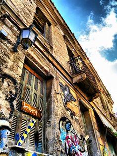Old House Monastiraki Athens Attica Athens, Athens City, Athens Greece, Greece Photography, Artistic Photography, Santorini, Beautiful Islands, Beautiful Places, Greece Mythology