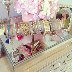 love this pretty bracelet holder  #stellastylist #Stella&Dot #stella #stelladot