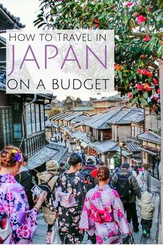 Budget Travel in Japan: How Much Does it Cost?