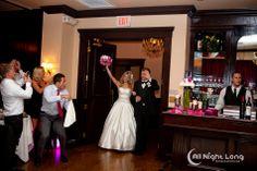 Wedding Reception at Maggiano's Las Vegas