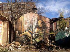 STREET ART : ALICE PASQUINI | WHATS UP DOC