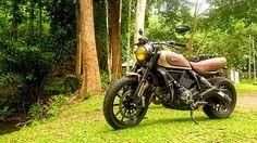"New member in Thailand | Here is my scrambler icon ""Rusty Look"" | Ducati Scrambler Forum"