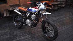 Honda Dominator Ottocento11 Custom Bike