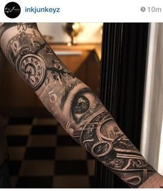 Love this sleeve!