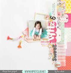 Sweet Little 6  BEA Valint