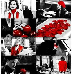 Once Upon a Time | A Splash of Red
