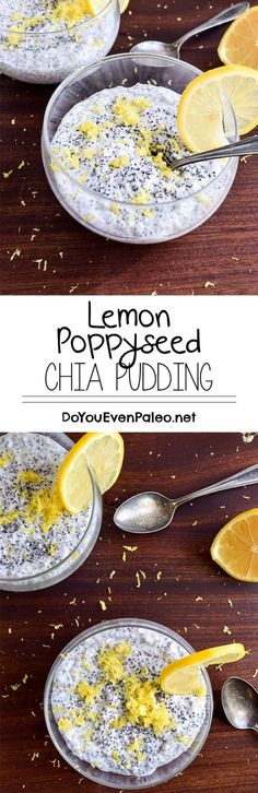 Lemon Poppy Seed Chi