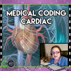 Cardiac Knowledge for Medical Coding Part There are maybe some complex guidelines but they're not that hard. They are detailed so you have to know the terminology. Medical Coding Course, Medical Coding Training, Medical Coder, Medical Billing And Coding, Medical Assistant, Medical Science, Medical Coding Certification, Cpt Codes, Nurse Teaching