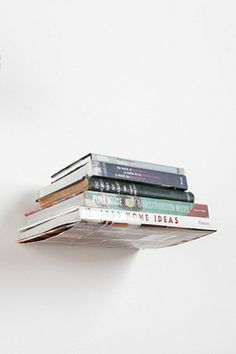 Invisible Book Shelf - Urban Outfitters