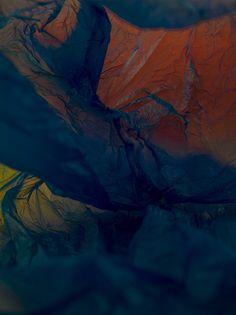 Plastic Bag Landscapes #vilderolfsen