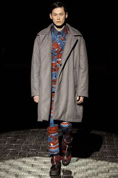 KENZO | 2013-'14 A/W MENS COLLECTIONS 16 JAN. 2013