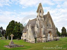 Do you think old churches and cemeteries are beautiful?