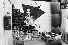 #tacohemingway #streetart #mural #taco #hemingway #marmur #graffiti