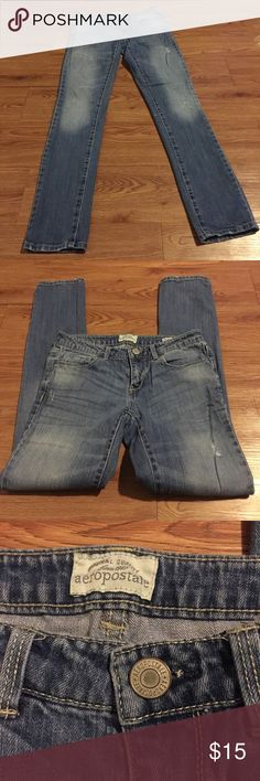 Aeropostale Ashley ultra skinny 5/6 Reg jeans Aeropostale Ashley ultra skinny 5/6 Reg jeans Aeropostale Jeans Skinny