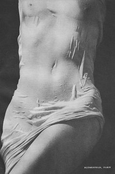 Photo by Erwin Blumenfeld for Coronet Magazine, March 1938.