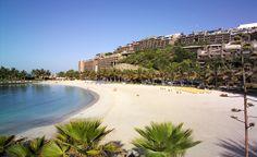 Anfi Beach at Gran Canaria