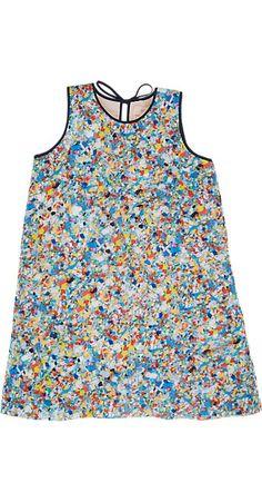 Blossom by Roksanda Abstract Floral A-Line Dress - Dresses - Barneys.com