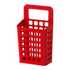 RATIONELL VARIERA Affaldsspand IKEA Afrundede hjørner gør det nemt at rengøre spanden.