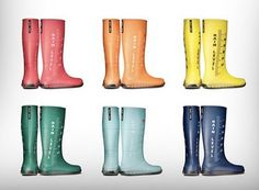 seriously. i am obsessed with rain boots