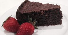 To Die For Gluten Free Chocolate and Coconut  Cake