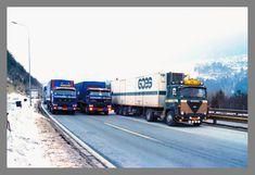 3 trucks op de Brenner