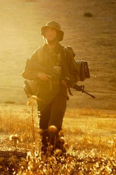 Soldiers from the Netzah Yehuda Battalion grow up immersed in a close-knit world of prayer and Torah study. They observe their traditions to the highest level while proudly serving in the IDF. These soldiers protect Israel - and we salute them.