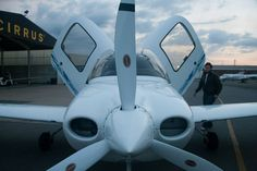 NITE flite with Zak 12 APRIL 2014  on the CIRRUS Aircraft fro Lanseria Airport to Rustenburg, South Africa.  Great flight with my great pilot son zak..very proud dad i am