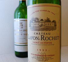 1995 Château Lafon-Rochet Saint-Estèphe Grand Cru Classé #wine