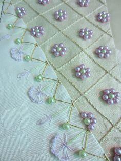 Simple but elegant beadwork