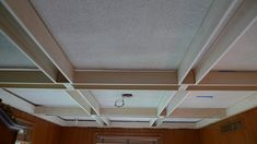 coffered ceiling designs | Poplar Coffered Ceiling | Probuilt Woodworking
