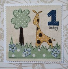 Untitled | by jimjamdesigns Fabric Cards, Fabric Postcards, Paper Cards, Embroidery Cards, Free Motion Embroidery, Ribbon Embroidery, Freehand Machine Embroidery, Free Machine Embroidery, Sewing Cards