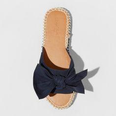 Women's Sigma Bow Espadrille Sandals - Universal Thread™ Red 5 : Target