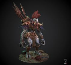 ArtStation - Head Hunter, Yakovlev Kirill