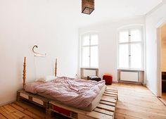 Conceptual bed.
