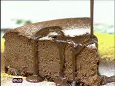Cheesecake de chocolate - Foto de Mais Você na TV