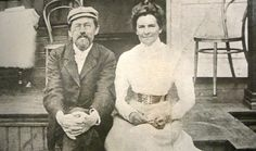 "Chekhov died of tuberculosis in 1904 His last words were (to his wife) ""It's a long while since I've drunk champagne"""