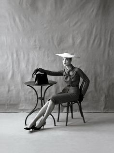 from The Great PretenderNatalia Vodianova by Steven Meiselfor Vogue, 2009