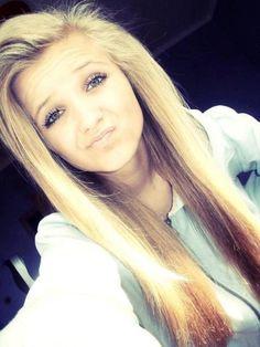 Love the hair:)