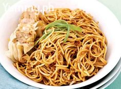 Asian-Style Fried Noodles