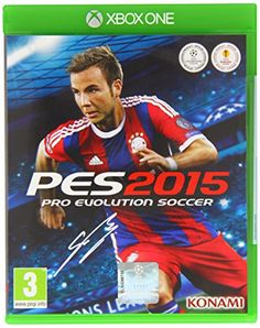 Pro Evolution Soccer 2015 - PlayStation 4 by Konami, Latest Video Games, Video Games Xbox, Wii Games, Xbox One Games, Playstation 2, Xbox One Nuevo, Pro Evolution Soccer 2015, Keanu Reeves, Xbox 360 For Sale