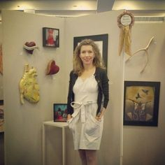 Award of Excellence winner : Jennifer McCormick -  Exhibiting member in Mixed Media